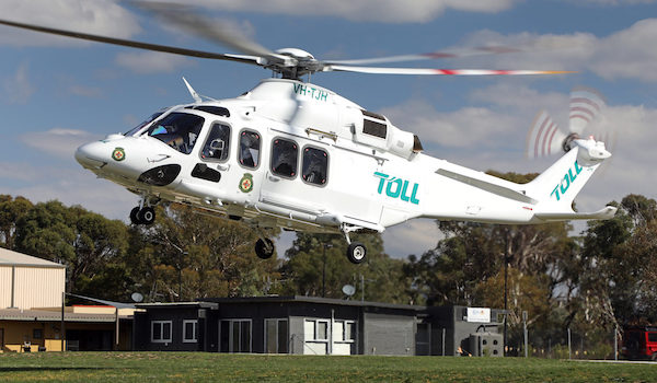 Toll Rescue Helicopters